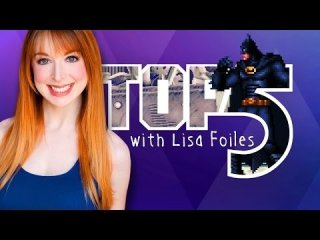 Lisa Foiles: TOP 5 OLD SCHOOL BATMAN GAMES
