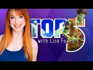 Lisa Foiles: TOP 5 UNDERRATED ZOMBIE GAMES