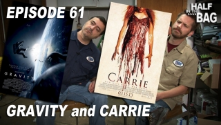 Red Letter Media: Half in the Bag: Gravity and Carrie