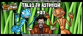 AT4W: Tales to Astonish #27