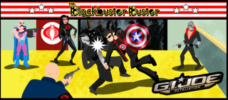 Blockbuster Buster: G.I. Joe: Retaliation review