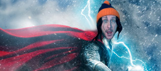 Bum Reviews: Thor - The Dark World