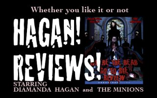 Diamanda Hagan: Where the Dead go to Die HD