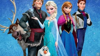 Escape to the Movies: FROZEN