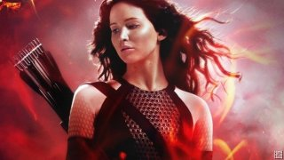Escape to the Movies: THE HUNGER GAMES: CATCHING FIRE