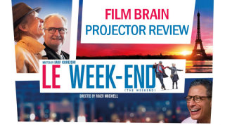 Film Brain: Projector: Le Week-End