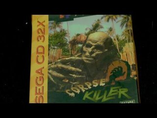 James & Mike Mondays: Corpse Killer (Sega CD 32X) - James & Mike