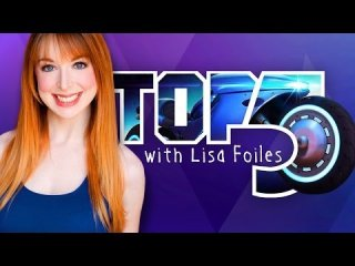 Lisa Foiles: TOP 5 AWESOME MOTORCYCLES