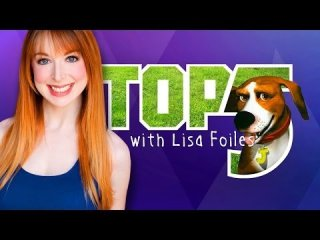 Lisa Foiles: TOP 5 DOG HEROES (Top 5 With Lisa Foiles)