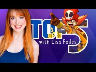 Lisa Foiles: TOP 5 PIRATE GAMES
