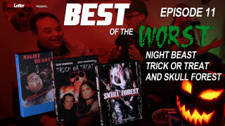 Red Letter Media: Best of the Worst: Night Beast, Trick or Treat, Skull Forest