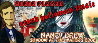 Suede: Suede Played Nancy Drew AT NIGHT: Grand Halloween Finale