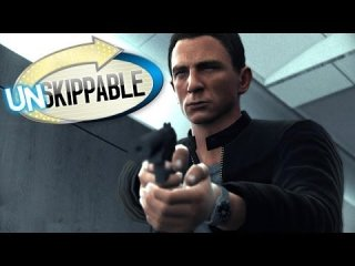 Unskippable: 007 LEGENDS