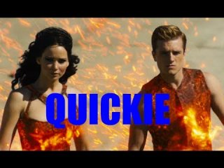 Your Movie Sucks: Quickie: The Hunger Games: Catching Fire