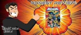 Blockbuster Buster: Honest Review: Batman The Brave & The Bold (1of2)