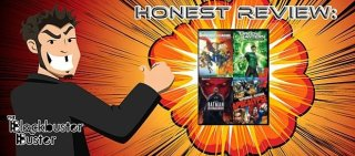 Blockbuster Buster: Honest Review: DC Animated Movies