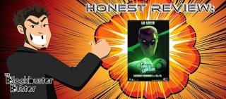 Blockbuster Buster: Honest Review: Green Lantern The Animated Series
