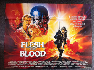 Brad Jones: The Random Button: Flesh + Blood
