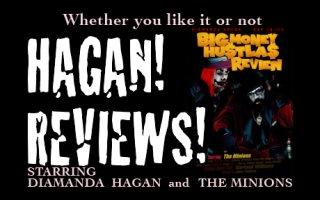Diamanda Hagan: Special Review: Big Money Hustlas sd (ICP Month pt1)