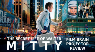 Film Brain: Projector: The Secret Life of Walter Mitty (2013)