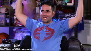 Giant Bomb: Extra Life 2014 - Day 4: Part 11