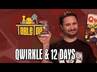 TableTop: Qwirkle and 12 Days: Kelly Hu, Meredith Salenger, and Nolan Kopp join Wil on TableTop SE2E16