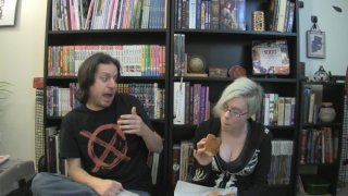 The Spoony Experiment: Spoony & April Try Mitsuwa Market Food 2: The Quickening