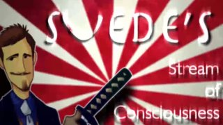 Suede: Suede's Stream Of Consciousness: Are Video Games the new books?