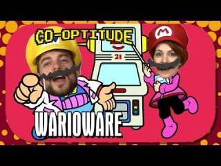 Co-Optitude: Warioware - Retro Let's Play: Co-Optitude Ep 27