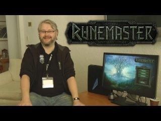 Angry Joe Show: Runemaster - THE BEST INTERVIEW STORY EVER!