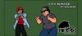 Anime Abandon: City Hunter
