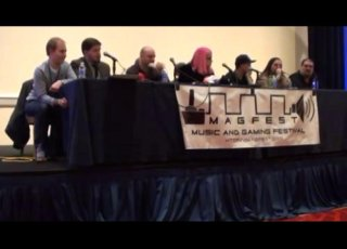 Brad Jones: MAGFest 2014 Panel: Interneting