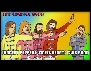 Cinema Snob: SGT. PEPPER'S LONELY HEARTS CLUB BAND