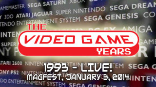 Clan of the Gray Wolf: The Video Game Years: 1993 - LIVE from MAGfest! (Part 3/3)