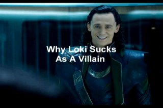 Confused Matthew: Why Loki Sucks As A Villain