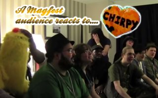Diamanda Hagan: A (MAGFest) audience reacts to Chirpy