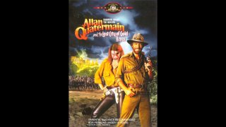 Diamanda Hagan: Flubs: Allan Quatermain and the Lost City of Gold