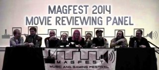 Diamanda Hagan: MAGFest 2014 TGWTG Movie Reviewing Panel