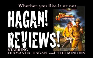 Diamanda Hagan: Special Review: Allan Quatermain and the Lost City of Gold hd