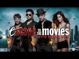 Escape to the Movies: DHOOM 3