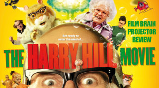 Film Brain: Projector: The Harry Hill Movie
