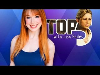 Lisa Foiles: TOP 5 VIDEOGAME KISSES
