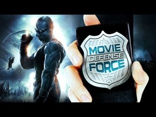 Movie Defense Force: THE CHRONICLES OF RIDDICK