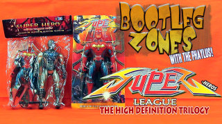 Phelous: Bootleg Zones: Super League -Heros