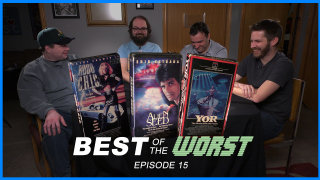 Red Letter Media: Best of the Worst: Episode 15 - Robo-Chic, Alien Seed, Yor: The Hunter from the Future