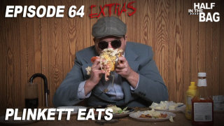 Red Letter Media: Half in the Bag Extras: Plinkett Eats