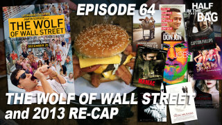Red Letter Media: Half in the Bag: The Wolf of Wall Street and 2013 Re-cap