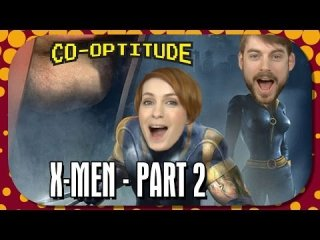 Co-Optitude: X-Men Legends: Part 2 - Retro Let's Play: Co-Optitude Ep 31
