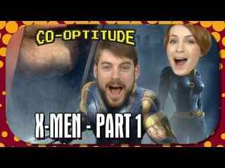 Co-Optitude: X-Men Legends- Retro Let's Play: Co-Optitude Ep 30