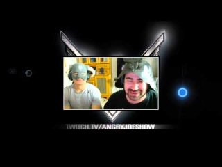 Angry Joe Show: Angry Joe Live Streaming Smite!